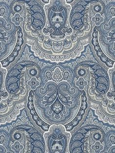 #TODesign - My hallway wallpaper - love it!!    Ralph Lauren Wallpaper - CRAYFORD PAISLEY - PORCELAIN via Amanda Calderon - http://ift.tt/1I65mwe