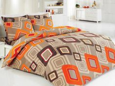 Double Duvet Cover Set  100 Cotton  Coffee by linensandpillows, $95.00 Double Duvet Covers, Duvet Cover Sets, Comforters, Blanket, Coffee, Bed, Cotton, Home, Creature Comforts