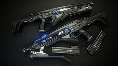 Gemini R97 Shotgun #StarCitizen