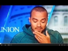 Jesse Williams Has Zero Time For Racists Talking Ferguson - Jesse Williams is working hard on CNN and twitter to fight racism, call out Ferguson police and disabuse people of the notion that he's just here to entertain.