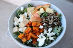 Make Your Own Harvest Bowl With This Copycat Sweetgreen Recipe