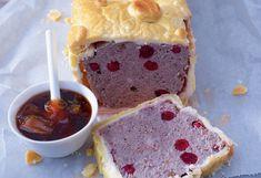Hirsch-Cranberry-Pastete