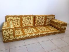 floor seating,floor cushions,arabic seating,arabic cushions,floor sofa,oriental seating,furniture,majlis,jalsa,floor couch,arabic couch - MA 1. TRADITIONAL MIDDLE EASTERN ORIENTAL FLOOR SEATING SOFA Perfect for furnishing and decorating homes, hookah bars, hotels, cafeterias, etc. This handmade authentic Middle Eastern floor sofa will certainly add an element and mystic to any room or space. Our versatile floor sofa sets make the perfect finishing touch, wherever you may wish to use them...