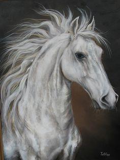 Gallery Features ~ March 13th 2012 ~ Genre: Paint, Pen, Pencil | Redbubble Horse Mane, Horse Portrait, Various Artists, Beautiful Horses, Pet Portraits, Sculptures, Crayons, Pets, Gallery