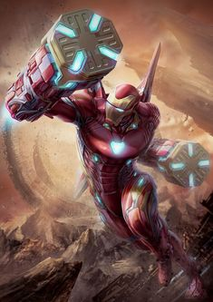The Avengers 651685008559400631 - Avengers: Infinity War – Iron Man Source by Marvel Dc Comics, Marvel Avengers, Marvel Art, Marvel Heroes, Iron Man Kunst, Iron Man Art, Iron Man Wallpaper, Hd Wallpaper, Laptop Wallpaper