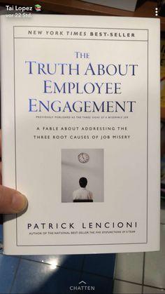 The truth about employee engagement. The truth about employee engagement. I Love Books, Good Books, Books To Read, My Books, Book Suggestions, Book Recommendations, Reading Lists, Book Lists, Reading Rainbow