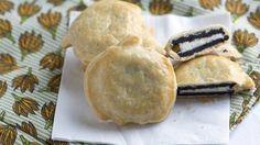 Cookie Stuffed Pies