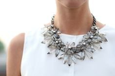 Sparkly Statement Necklace <3