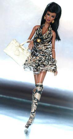 Love Ms. Fauna boots Walk that cat walk!!!!!!