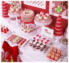 642 Best Elegant Christmas Decor Christmas Dessert Table Images