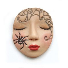 art doll face simple - Google Search