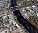SOLAR LILY PADS Proposed for Glasgow's Clyde River