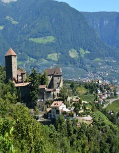 Dorf Tyrol Trentinto Alto Adige , South Tyrol Italy