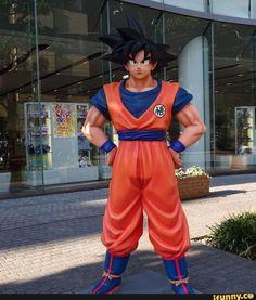 Dragon Ball Son Goku Action Figures Giant