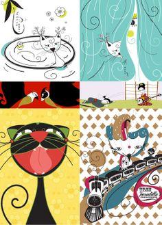 Ilustraciones - Katana.ilustra!