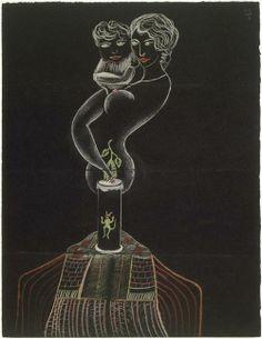 Tristan Tzara, Andre Breton, Yves Tanguy, Art Informel, Dada Art, Tachisme, Exquisite Corpse, Collage, Max Ernst