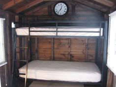 Bunkhouse Cruise Boat, Kids Swing, Lakefront Homes, Lake Cabins, Boat Rental, Beach Chairs, Ideal Home, Family Room, Bunkhouse