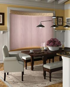 elegant office interior design with blinds ideas: stunning orange