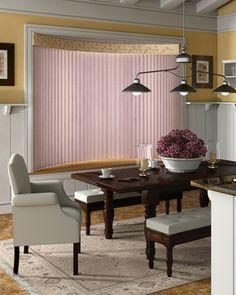 Dining Room Ideas #Hunter_Douglas #Dining_Rooms #Dining_Room_Ideas #Window_Treatments #HunterDouglas