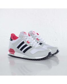 Adidas ZX 700 Womens Black Pink Grey White Up To 50% Off £54.80