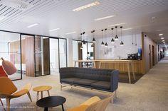 Veritas office by AOS Belgium, Kontich   Belgium office