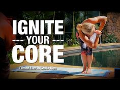 Five Parks Yoga - Ignite Your Core - YouTube