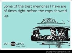 Dating a cop ecards funny