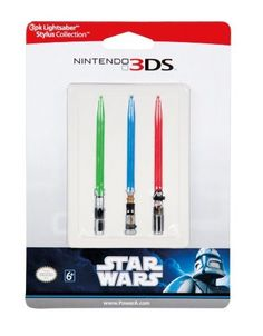 Star Wars Lightsaber Stylus Collection: 3-Pack (Nintendo 3DS/3DS XL/Dsi/DSi XL/DS Lite) , http://www.amazon.com/dp/B009HLD0SW/ref=cm_sw_r_pi_dp_16Dpub0XE6HYQ
