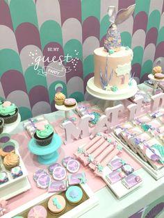 Mermaids Birthday Party Ideas   Photo 1 of 17