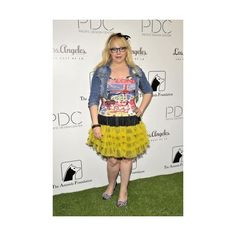 Pictures - Kirsten Vangsness shows off her unique celebrity style - National Gay Celebrity Relationships | Examiner.com found on Polyvore