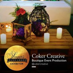 @cokercreative will be at #sugarrushlagos The most prestigious wedding fair of the year. The Date is this Sunday 10th of July Venue: 52A Kofo Abayomi Street Victoria Island Lagos. #sugarrushlagos #picoftheday
