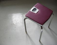 Seat and weigh - Recyclart