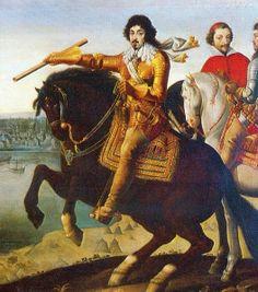 Louis XIII et Richel