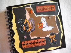 Liz's Halloween Journal