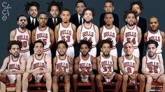 Photo of everyone featured in J. Cole's 4 your eyez only album #goat