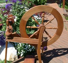 Basic Reconditioning for the Ashford Traditional Spinning Wheel This is the one I have :)