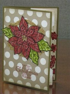 Joyful Christmas stamp set - 12 different projects