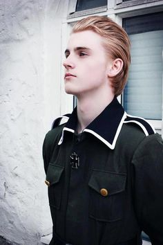 Hetalia- Germany cosplay this is amazing cosplay! wow