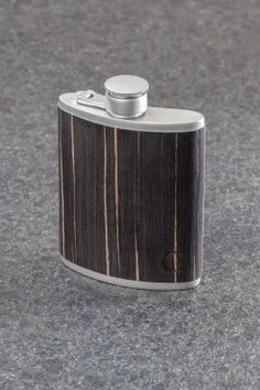 """Iceland"" Gentlecask - Handmade Hipflask (sandblasted finish) From € 99,00"