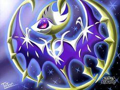 Pokemon Sun Pokemon Moon Lunaala legendary by tatanRG.deviantart.com on @DeviantArt