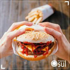 Deu fome? Devore um sanduíche do Burger King e resolva esse problema!