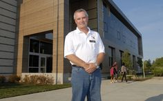 Allan MacKay is the principal at the soon-to-be-opened Moffat Creek Public School on Meyers Road in Cambridge.