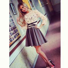 """""""Elena in Coo Culte dress """""""