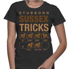 Dogs Stubborn Sussex Tricks
