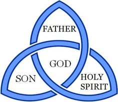 God the Father Son and Holy Spirit | ... God who exists in three persons: the Father, the Son, and the Holy