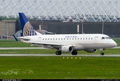 Embraer 170-100SE N656RW 17000113 Montreal Pierre Elliott Trudeau Int'l Airport - CYUL