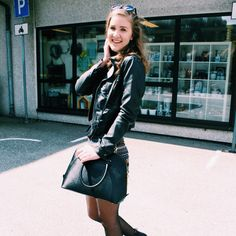 Best at Hundvågdagen My Outfit, Leather Skirt, Womens Fashion, Skirts, Outfits, Blogging, Outfit, Leather Skirts, Skirt