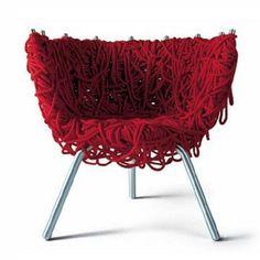Edra Vermelha Armchair, Modern Armchairs | Contemporary Arm Chairs | SwitchModern