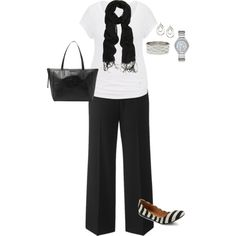 Plus Size Work Wear by jmc6115 on Polyvore featuring maurices, Michael Kors, Mossimo Supply Co., WorkWear and plussize