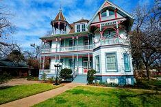Texas Victorian Home